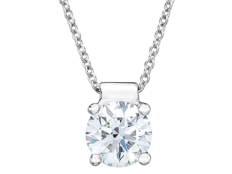 Kalung Berlian Berbentuk Elegan
