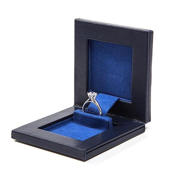 Kotak Cincin Elegan Modern