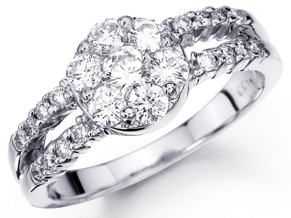 Model Elegan Cincin Berlian Terbaru