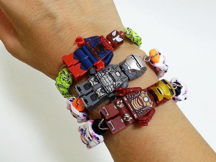 Model Gelang Lego Trendy
