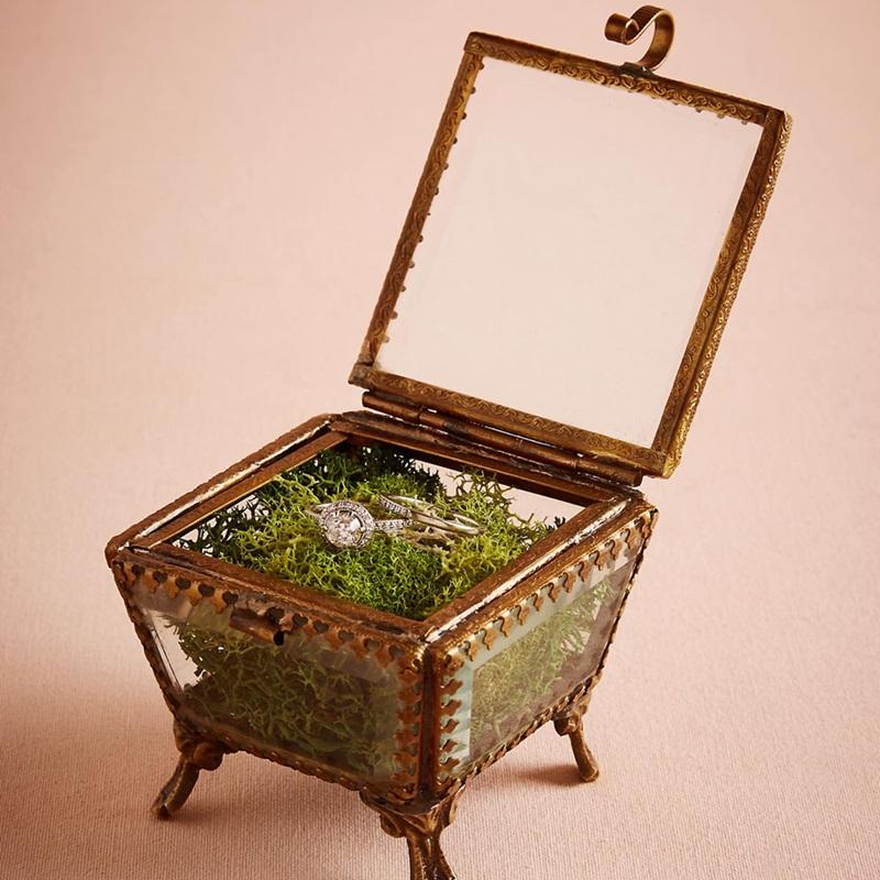 Model Kotak Cincin Elegan
