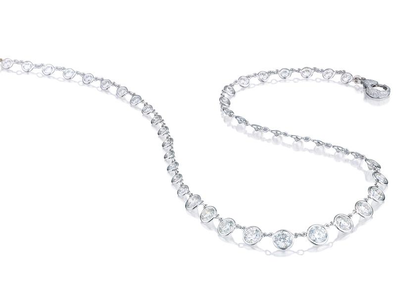 Model Perhiasan Berlian Aksesoris