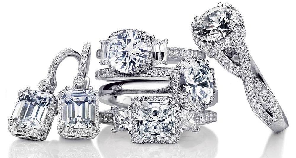 Model Perhiasan Berlian Terbaru 2017