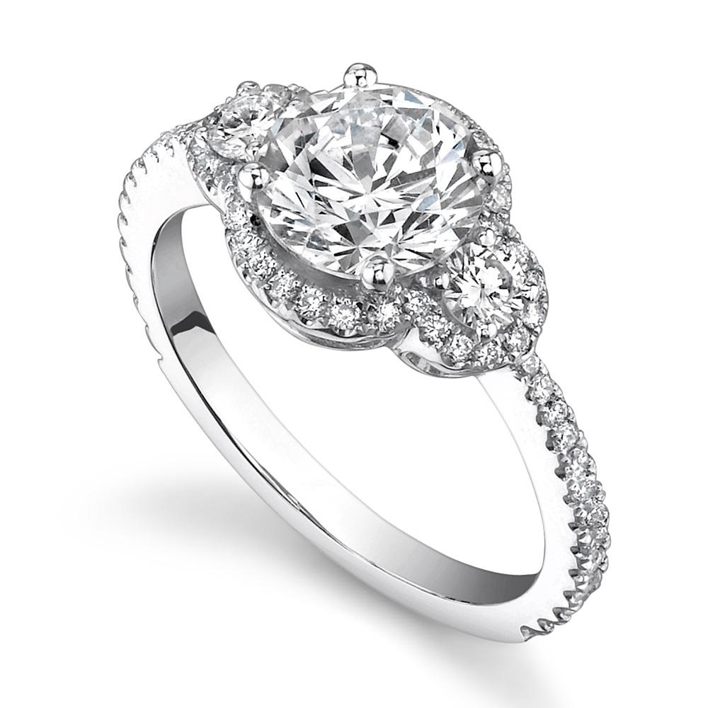 Perhiasan Berlian Model Cincin Elegan