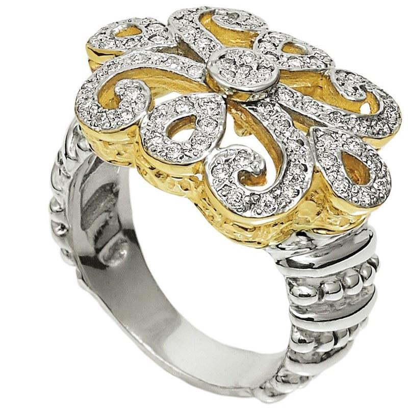 Perhiasan Berlian Terbaik Model Cincin