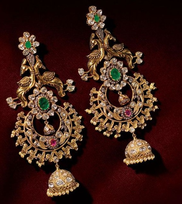 Perhiasan India Unik Menarik