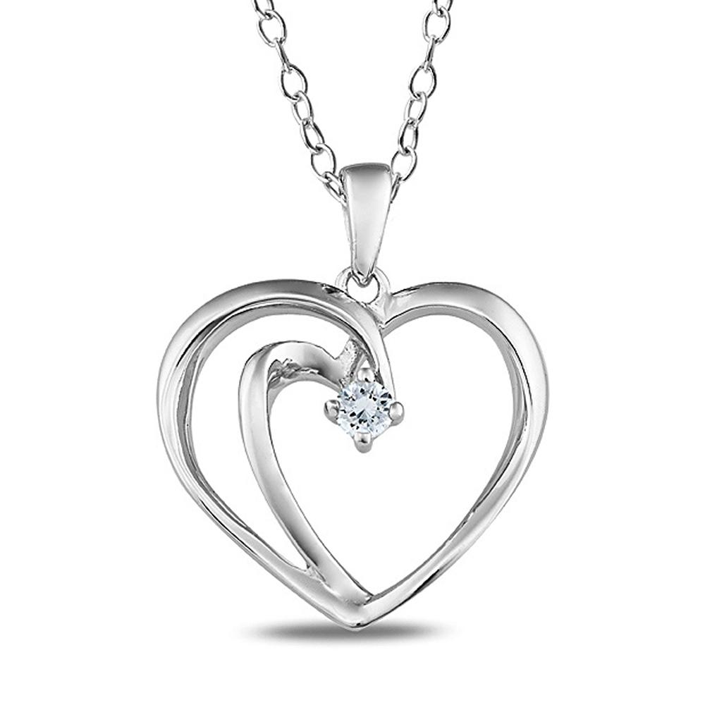 Perhiasan Perak Model Kalung