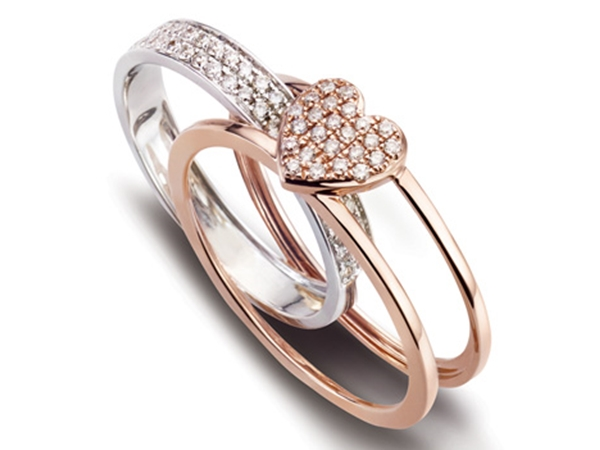 Perhiasan Xuping Model CIncin Unik