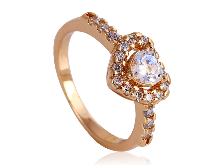 Perhiasan Xuping Model Cincin