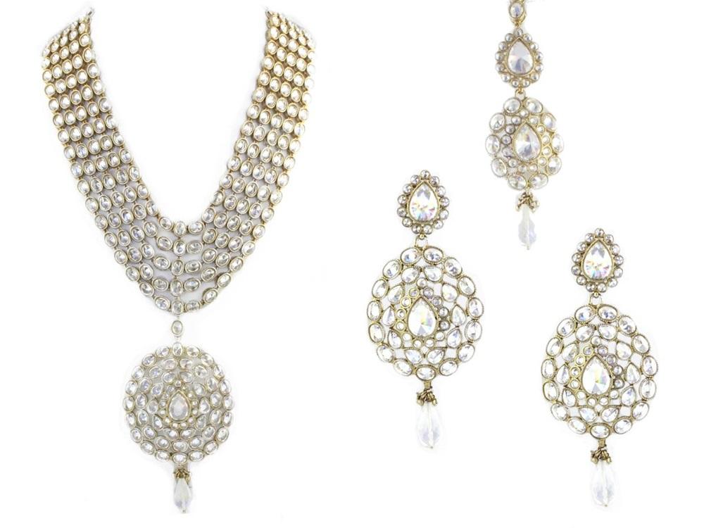 Variasi Model Perhiasan India