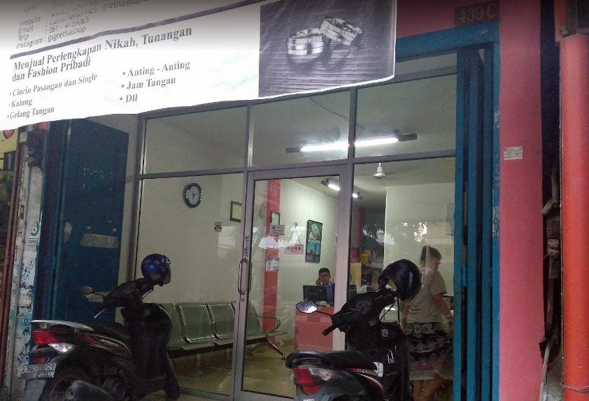 GS Gretha Shop Medan