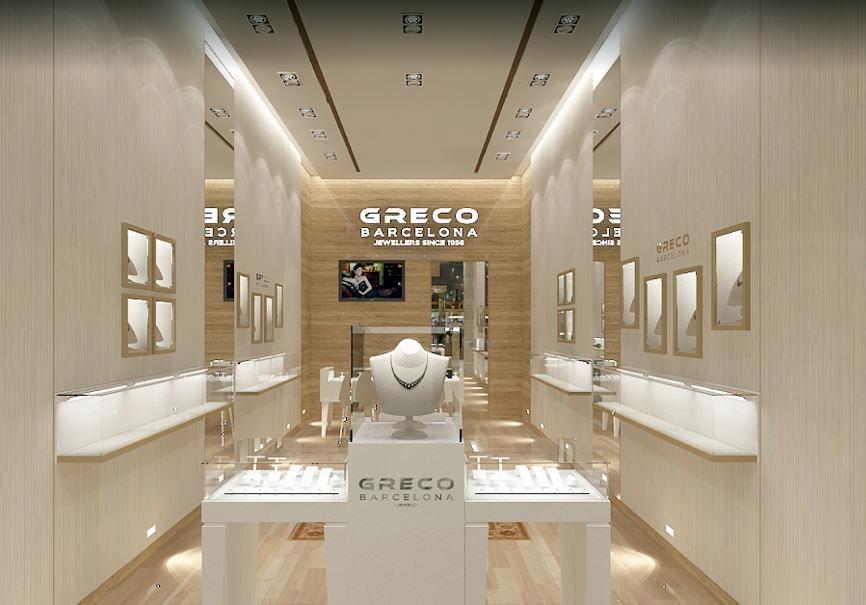Greco Barcelona Jakarta Selatan