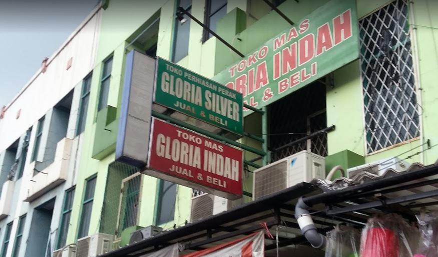 Toko Emas Gloria Indah Ciputat Tangerang