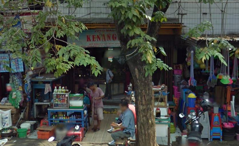 Toko Emas Kenanga Jakarta Selatan