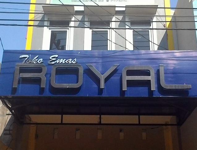 Toko Emas Royal Tangerang