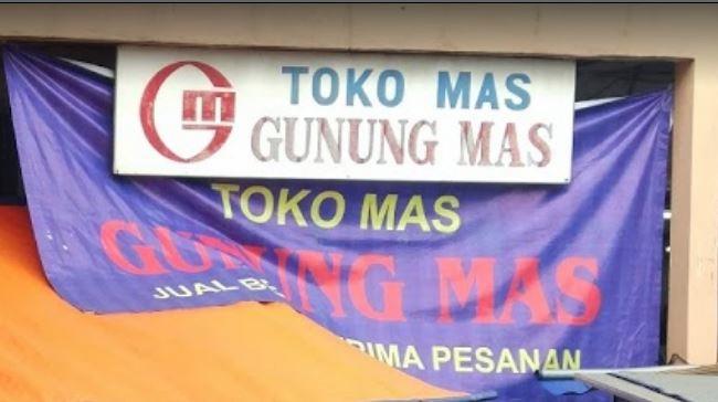 Toko Mas Bogor