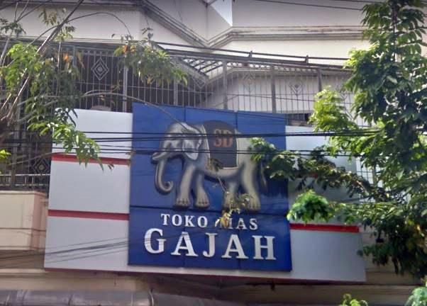 Toko Mas Gajah Semarang