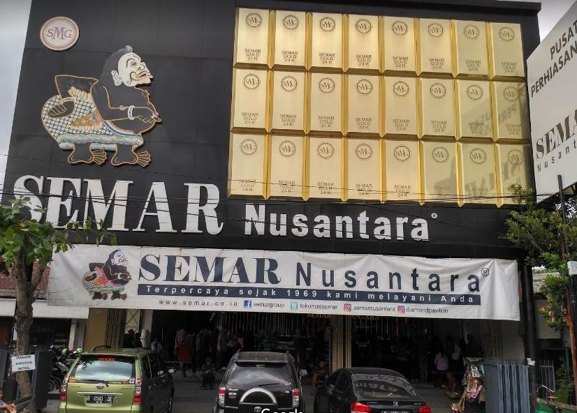 Toko Mas Semar Nusantara Prambanan Jogja