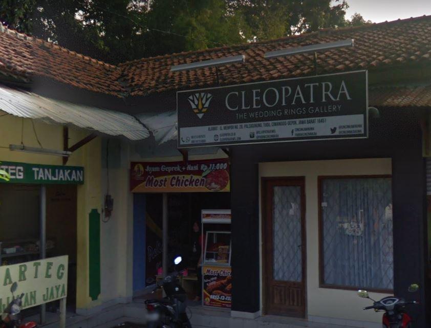 Toko Emas Cleopatra Depok