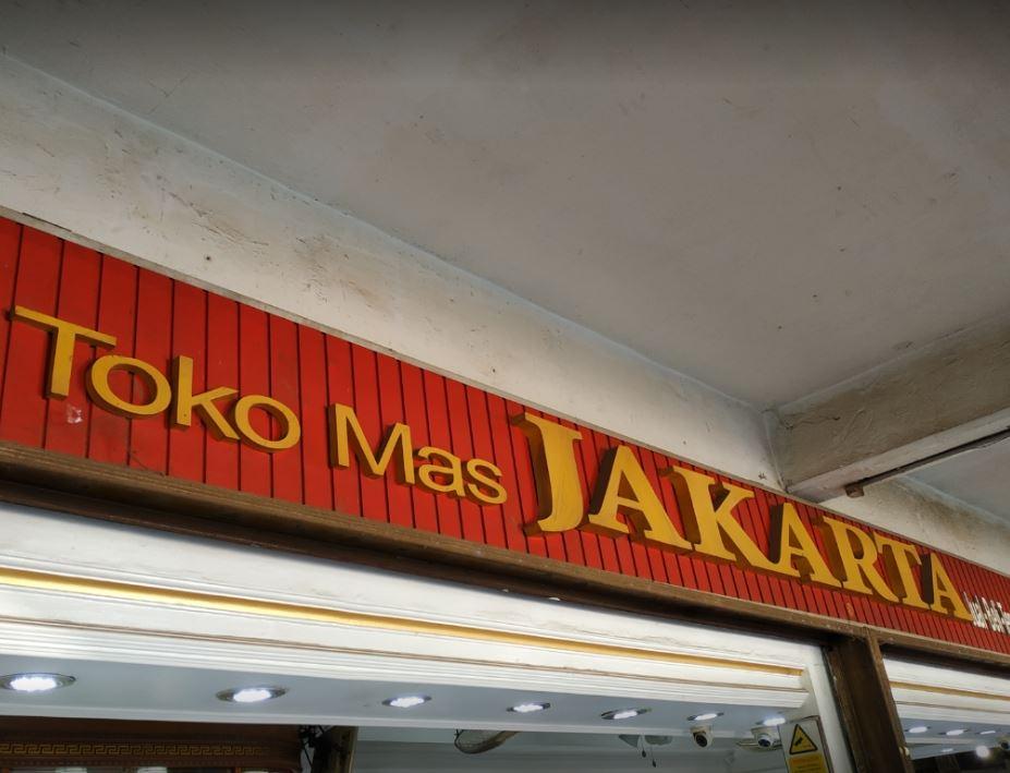 Toko Emas Jakarta Bekasi
