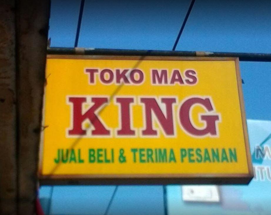 Toko Emas King Bekasi