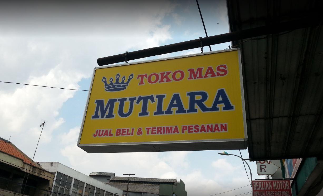 Toko Emas Mutiara Bekasi