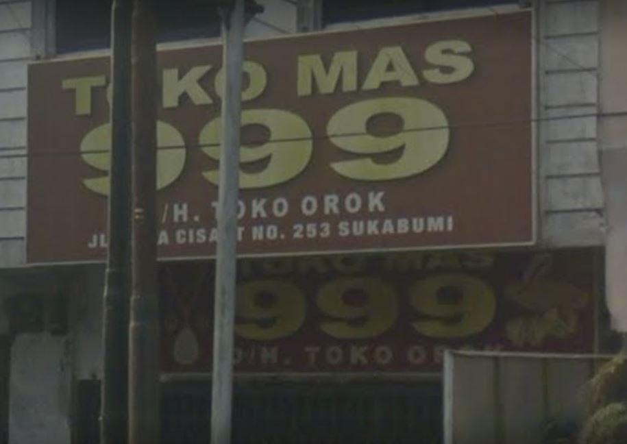 Toko Emas 999 D H. Toko Orok Sukabumi