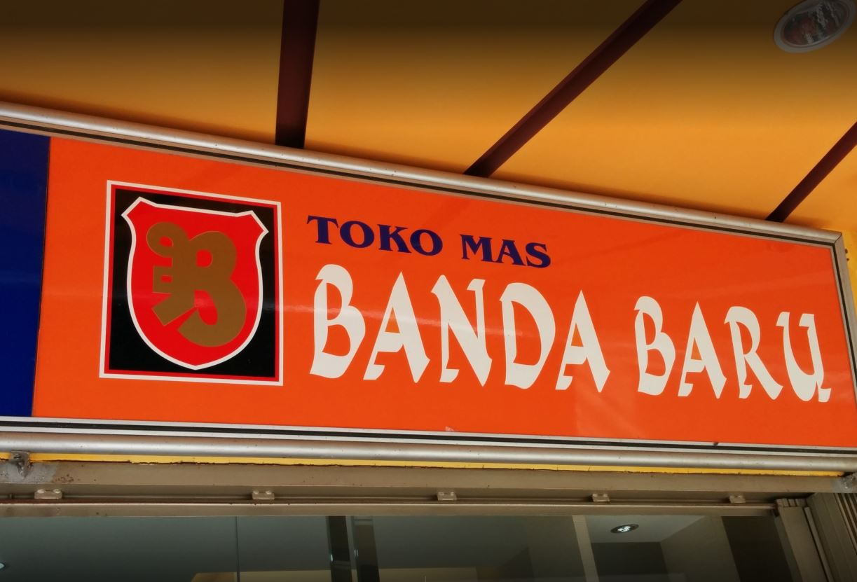 Toko Emas Banda Baru Batam