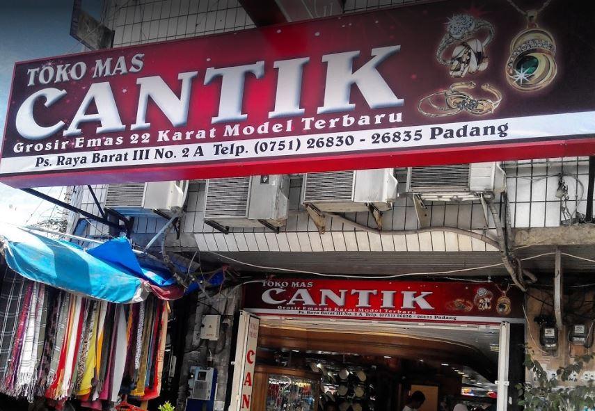 Toko Emas Cantik Padang