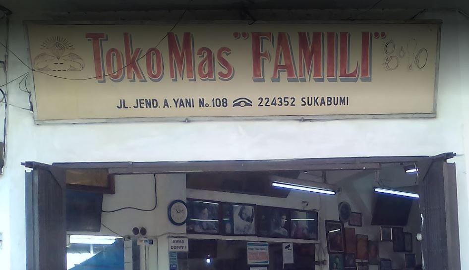 Toko Emas Famili Sukabumi