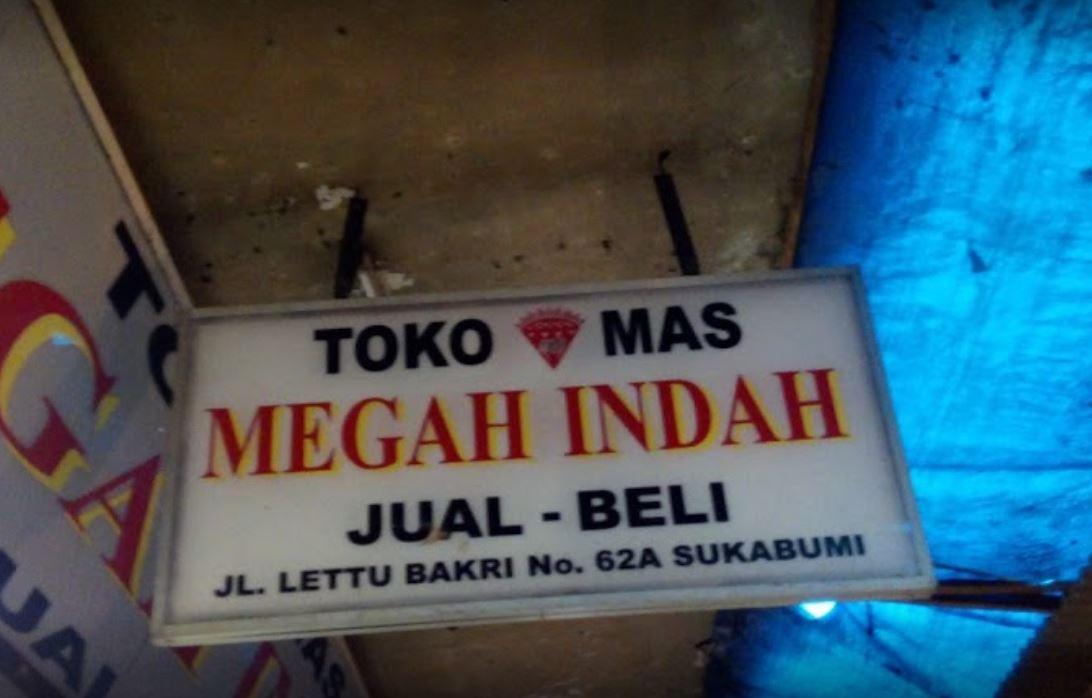 Toko Emas Megah Indah Sukabumi