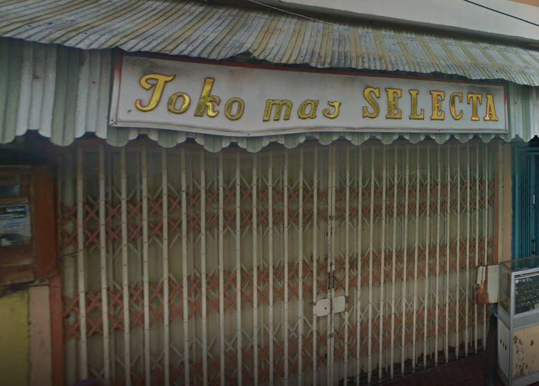 Toko Emas Selecta Jambi