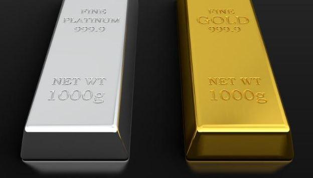 Komposisi Platinum dan Emas