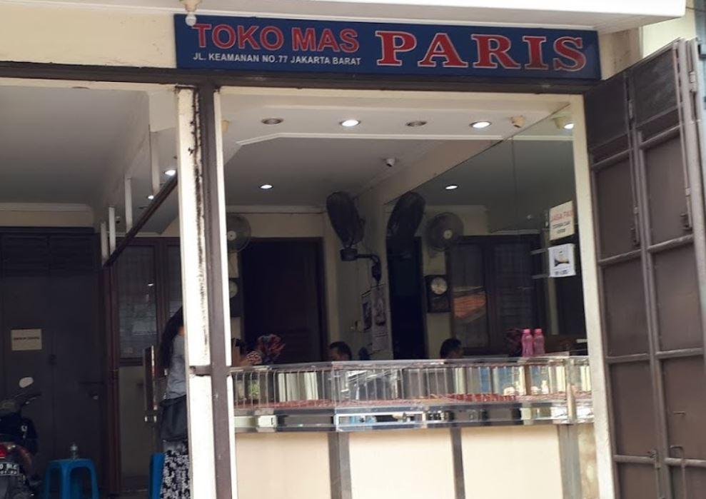 Toko Mas Paris